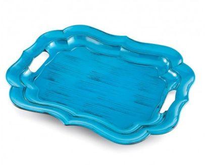 PLATEAU turquoise