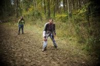 Zombie Apocalypse Obstacle Course, Run For Your Lives