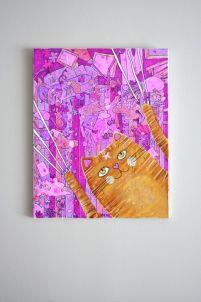 CAT-PARACHUTE