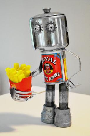 robot Thomas
